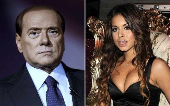Silvio Berlusconi sentenced to 7 years in prison for allegedly paying for sex and abusing his authority while in office.