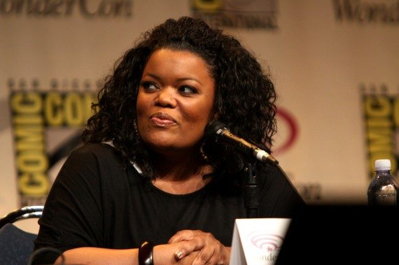 7-6-13 Yvette Nicole Brown at SDCC