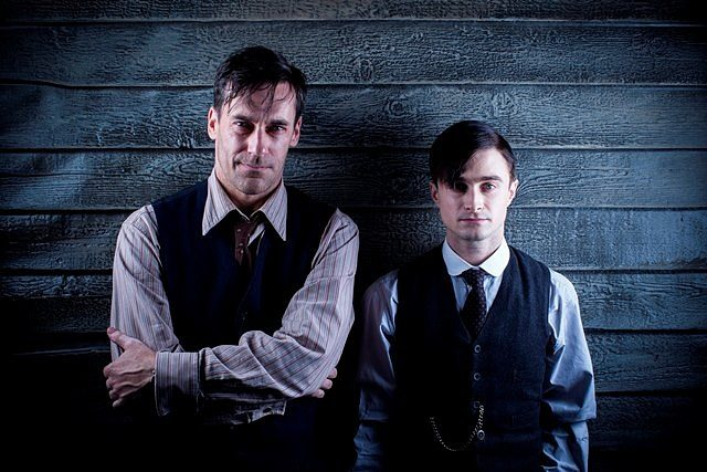 Jon Hamm Daniel Radcliffe Will Open A Young Doctor S Notebook