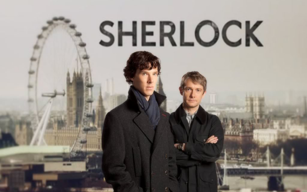 New Clips From 'Doctor Who' And 'Sherlock' Unveiled At Comic-Con