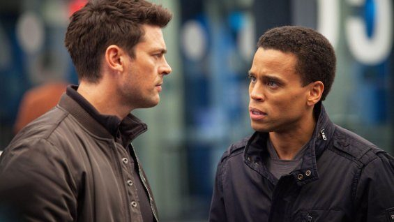 Karl Urban & Michael Ealy