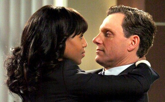 KERRY WASHINGTON, TONY GOLDWYN