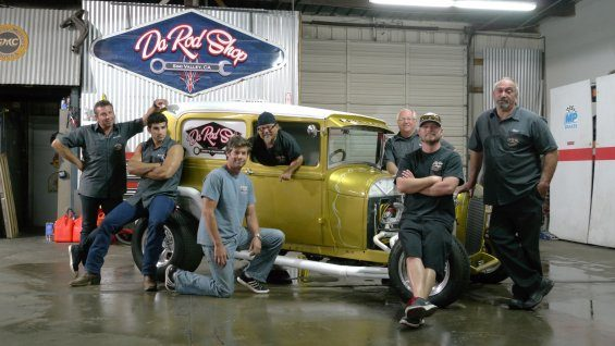 Two Buddies To Restore Classic Cars On Discovery Channel Mxdwn - Restore a muscle car car show