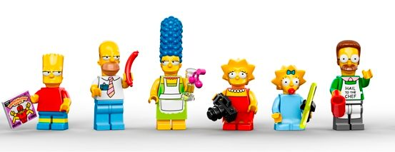 550_Simpsons family and Ned