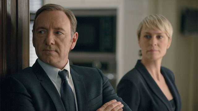 Kevin Spacey's Character Officially Killed Off as Robin Wright Takes Over as President On Netflix's 'House of Cards'