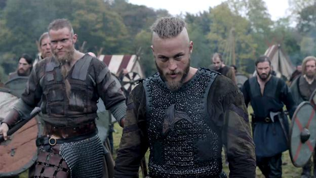 history channel renews vikings for a third season mxdwn television