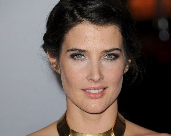 Cobie Smulders at the 2012 People's Choice Awards