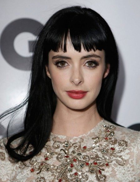 KRYSTEN RITTER at GQ Men of The Year Party