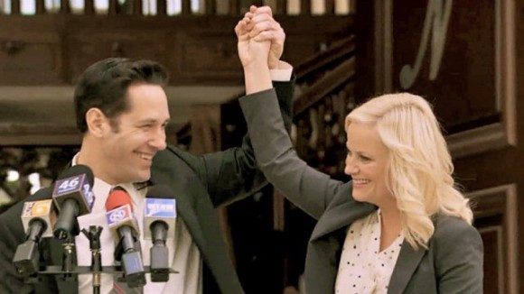 Paul Rudd, Amy Poehler