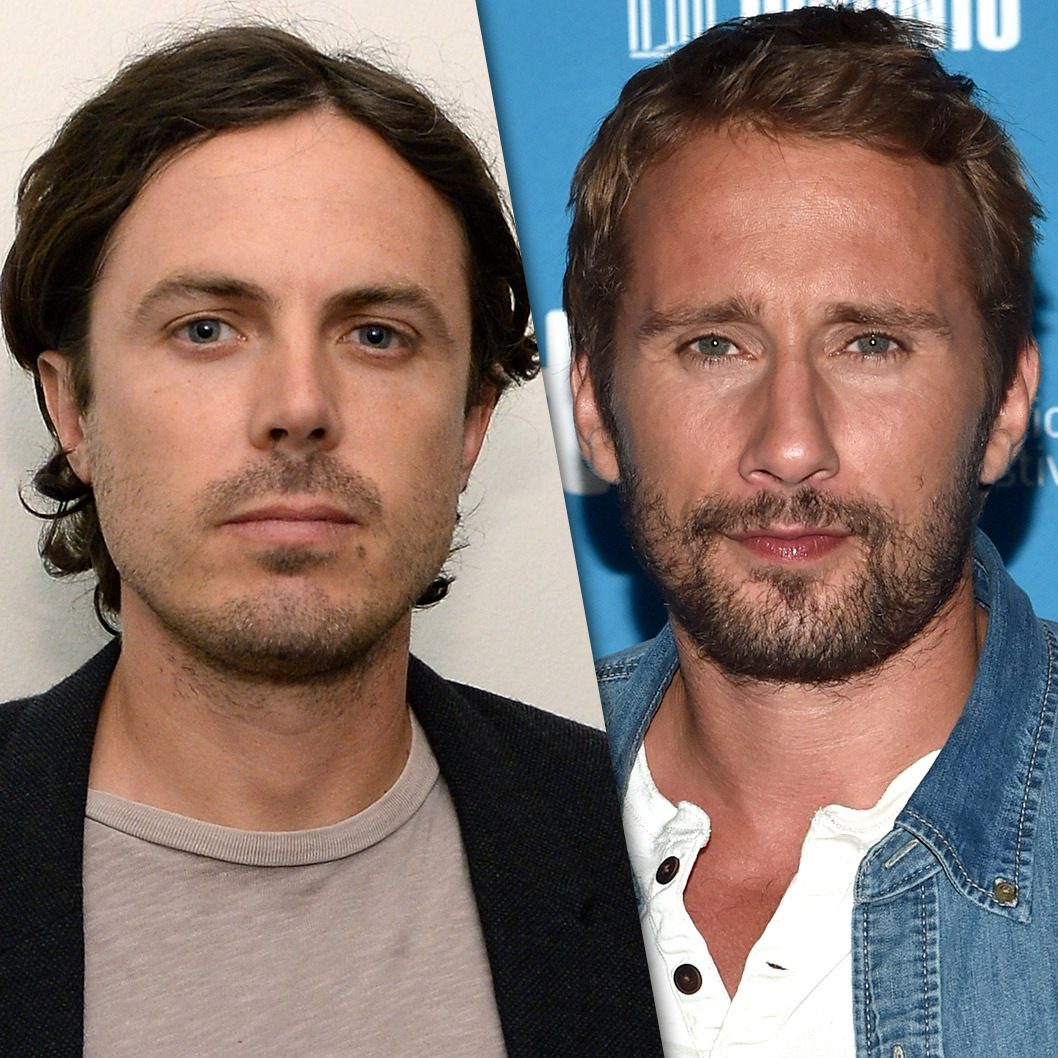 Casey Affleck and Matthias Schoenaerts Co-star in HBO's 'Lewis and Clark'