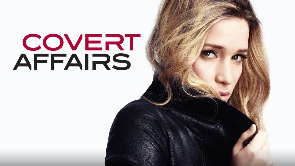 Covert Affairs on USA Canceled