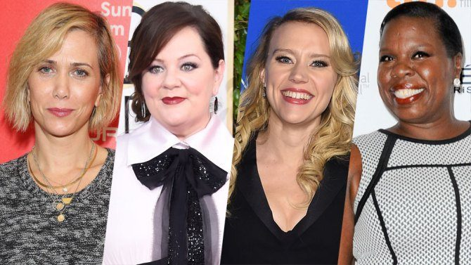 New 'Ghostbusters' Has Chosen Its All Female Cast