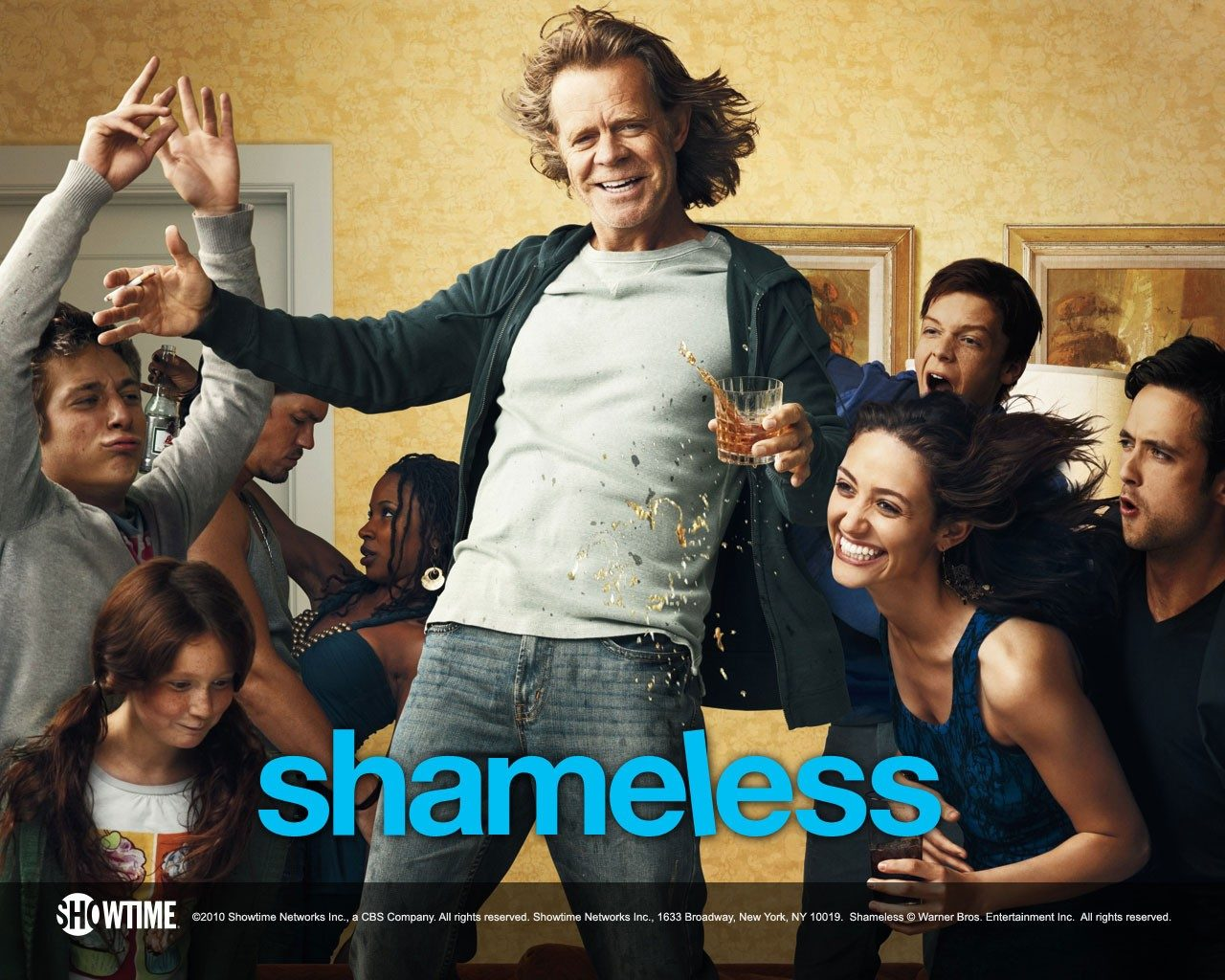 Shameless Renewed On Showtime