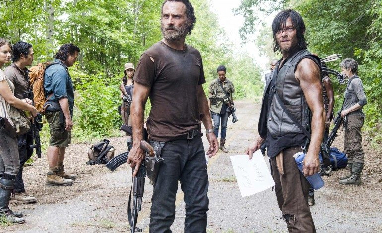 First Look At 'The Walking Dead' Season Six