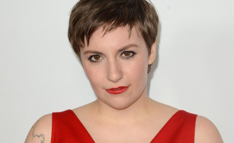 Lena Dunham Will Make Her Debut On 'Scandal'