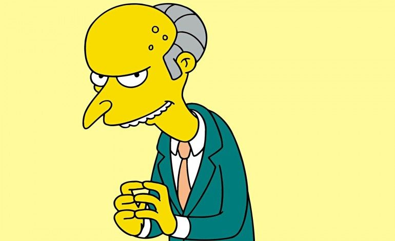 Harry Shearer, Voice Of Mr. Burns, Leaving 'The Simpsons'