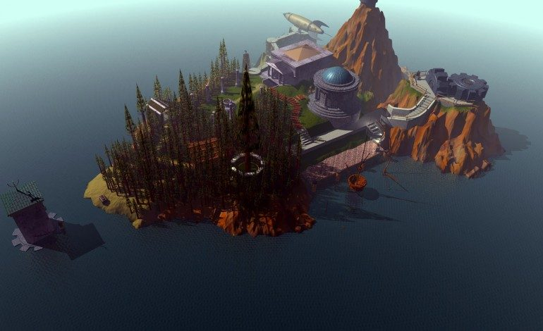 Hulu Considering Adaptation Of Video Game 'Myst'