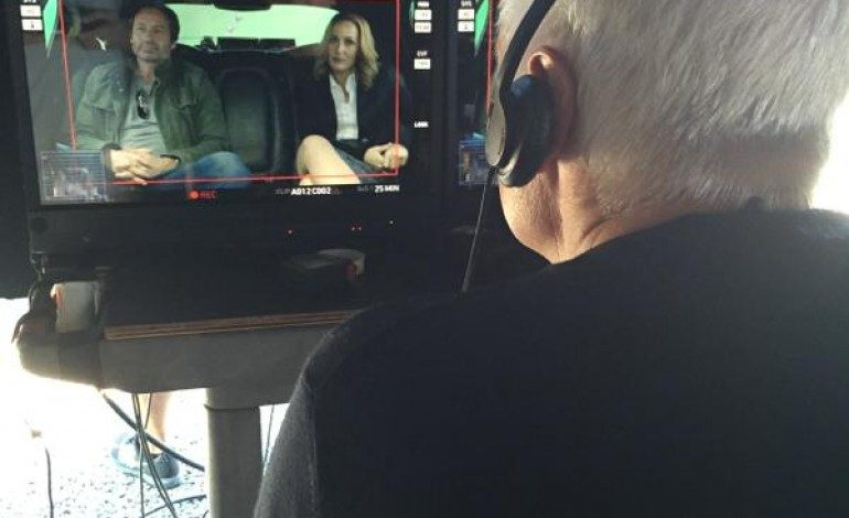 First X-Files Miniseries Set Photos Released