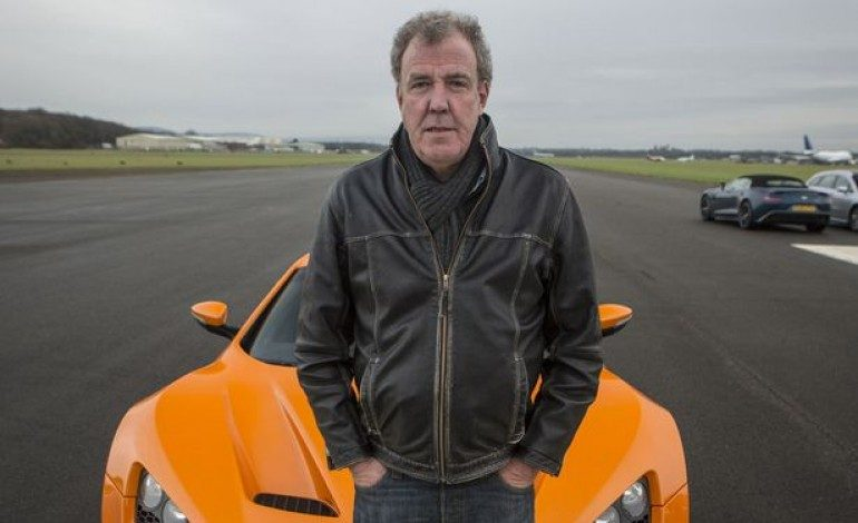 "Former ""Top Gear"" Host Jeremy Clarkson In Talks for an Independent Spinoff"
