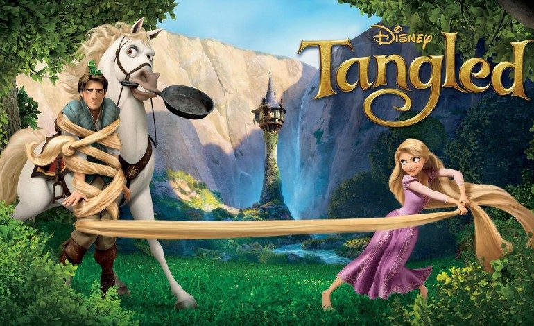 'Tangled' TV Series Coming to Disney Channel in 2017