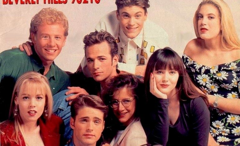 Unauthorized 'Beverly Hills, 90210' Movie on Lifetime