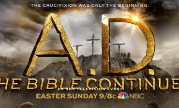 NBC's 'A.D.: The Bible Continues' is Canceled After One Season