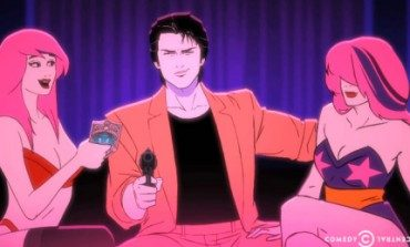 "Sneak Peek at Comedy Central's ""Moonbeam City"" Starring Rob Lowe"