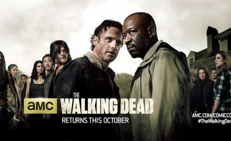 The New Trailer and Premiere Date for 'The Walking Dead' Season 6 are Released at Comic Con