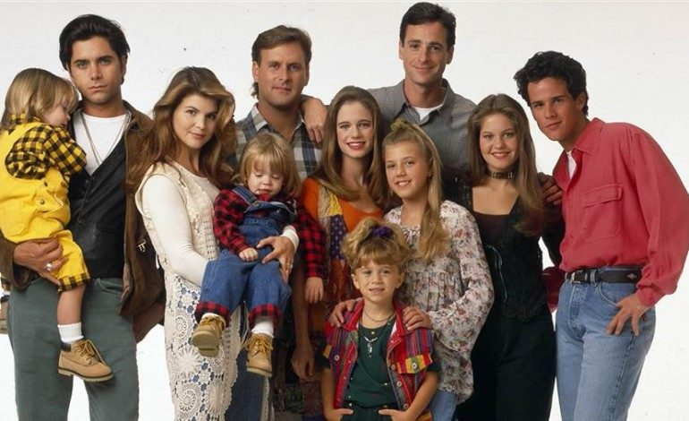 Behind The Scenes Photos Of The 'Full House' Reboot Are Here