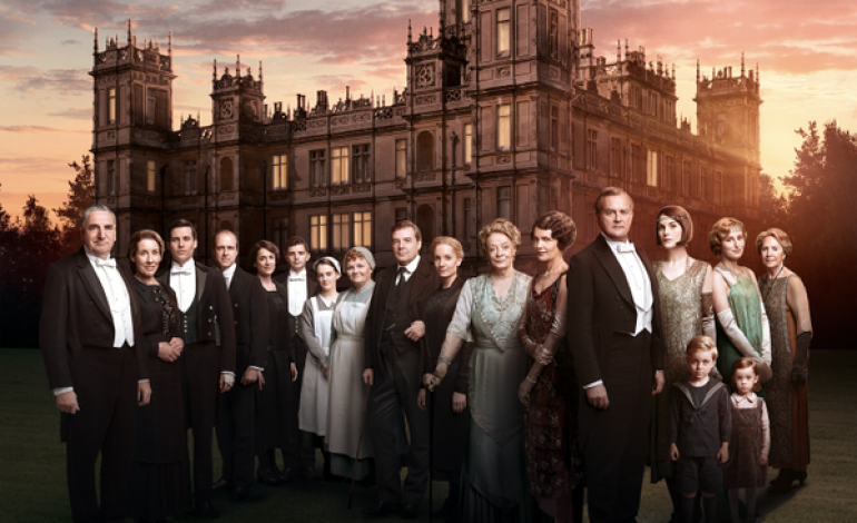 First Photos From The Final Season Of 'Downton Abbey' Are Released