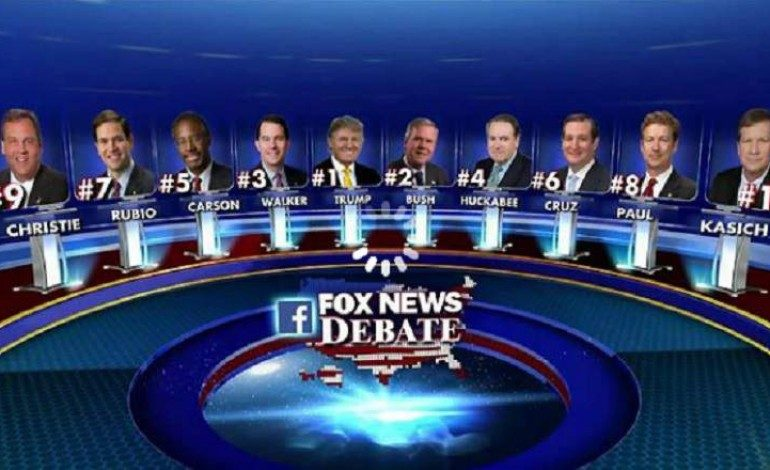 Trumped Again: FOX's Republican Primary Debates Bring Out the Good, the Bad, and the Donald