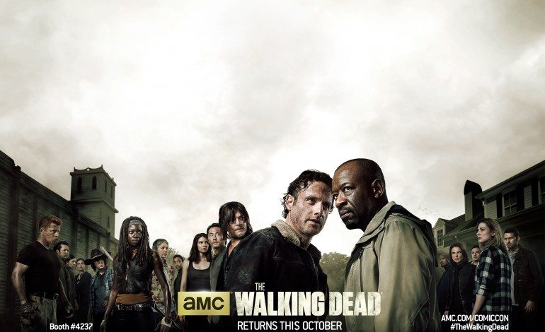 AMC Releases A New Trailer For 'The Walking Dead' Season 6