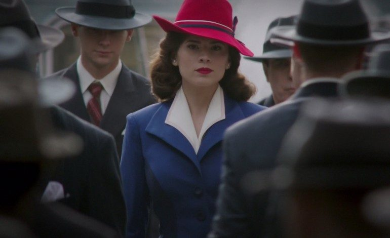 Marvel Teases With Set Photo From Agent Carter Season 2