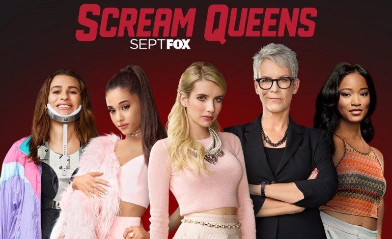 Jamie Lee Curtis Has Fun with Mom's 'Psycho' Scene for 'Scream Queens'