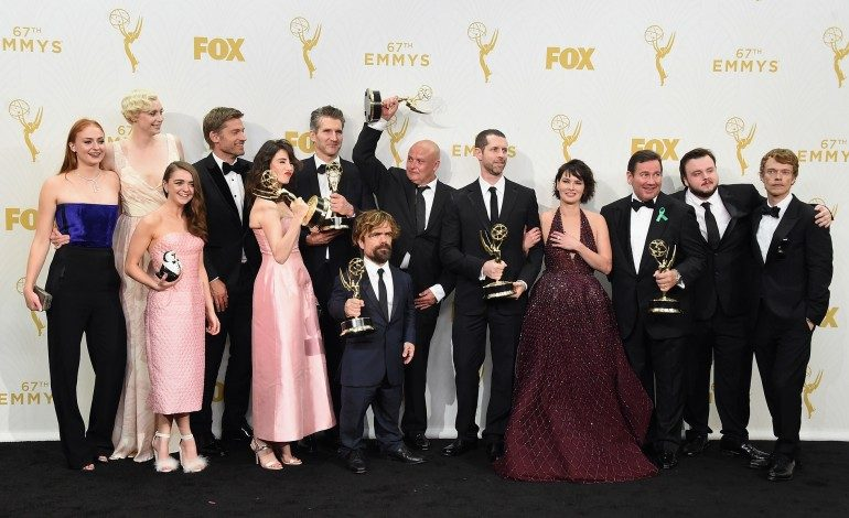 43 Awards for HBO at 67th Primetime Emmys