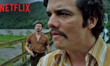 Netflix Renews 'Narcos' for Season 2