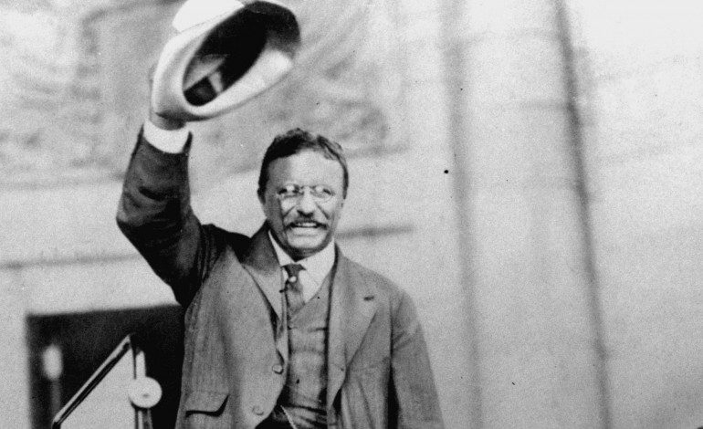 Limited Teddy Roosevelt Series in Development at Showtime