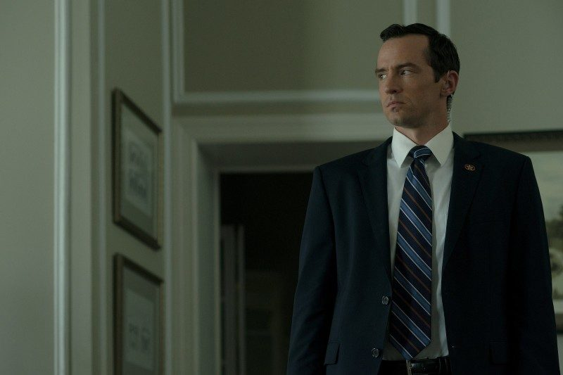 Nathan Darrow in 'House of Cards'