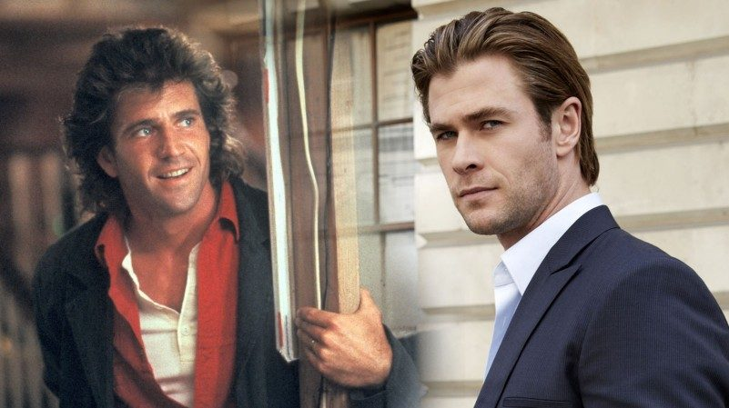 Martin Riggs' lost son from Oz maybe?