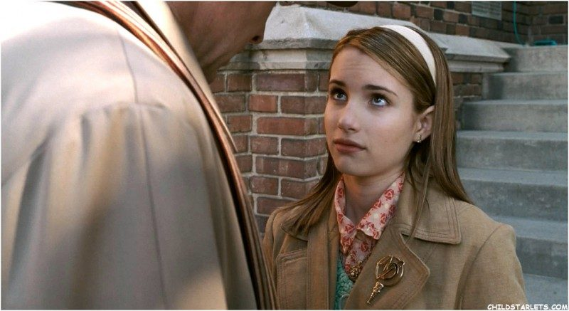 Emma Roberts played the role in 2007