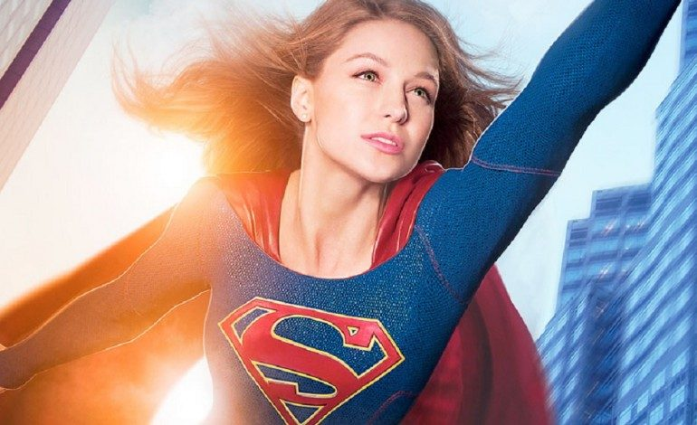 Supergirl Lands with Strong Numbers and Solid Message