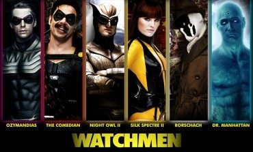 Zack Snyder is Discussing a Watchmen Series with HBO