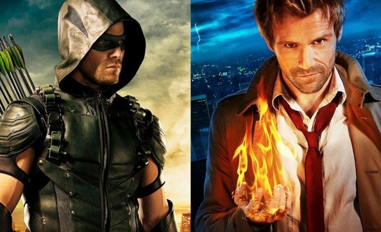 Constantine Resurrected on 'Arrow,' Improves Ratings