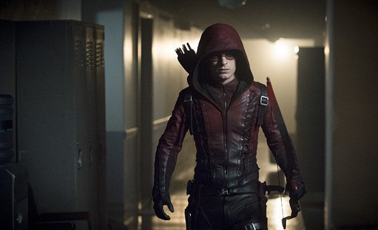 Colton Haynes Returning to 'Arrow'