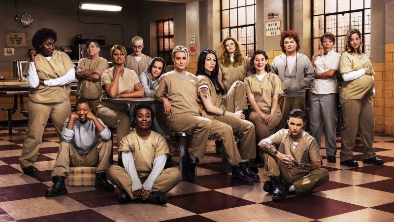 OITNB is Netflix's most watched show