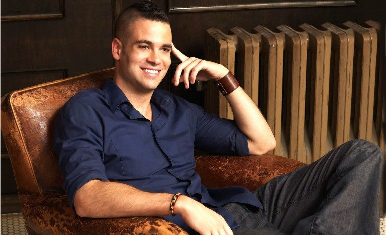 'Glee's Mark Salling Arrested on Child Porn Charges