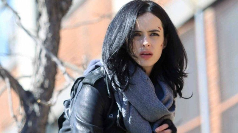 Krysten Ritter tears up the screen in Netflix's 'Jessica Jones'