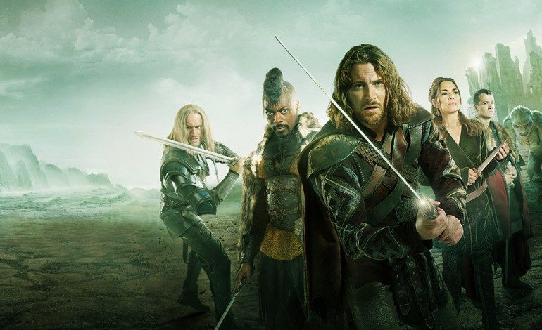 Watch Esquire's Official Trailer for Upcoming Original Series 'Beowulf'