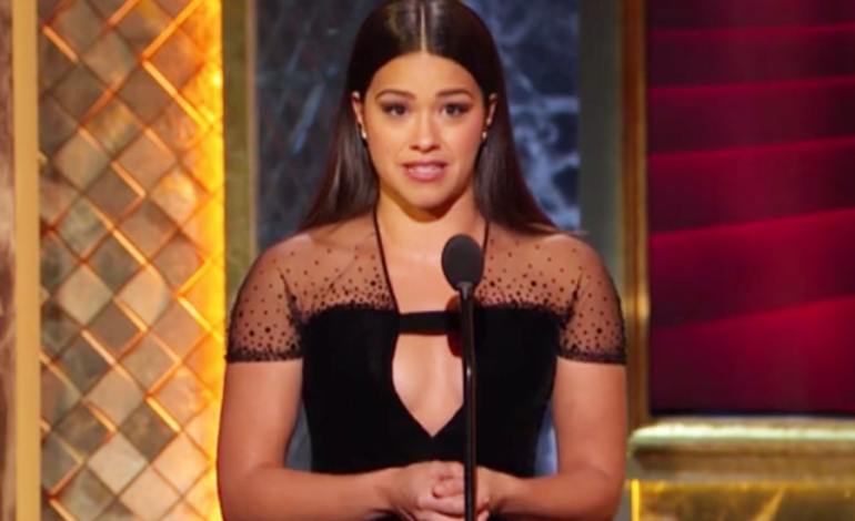'Jane the Virgin' Actress Gina Rodriguez Pays Homage to Rita Moreno