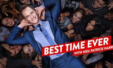 'Best Time Ever with Neil Patrick Harris' Gets the Ax from NBC